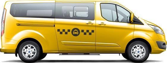 Такси минибас